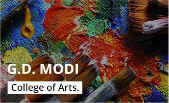 GD Modi College of Arts